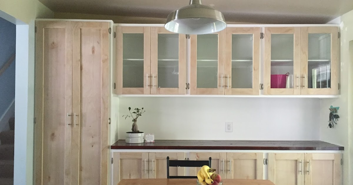 BuilditBee: Kitchen Cabinet Reveal