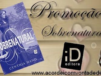 Promoção em parceria com a Editora ID - Sobrenatural