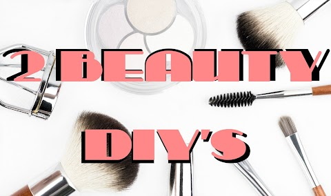 2 Super Easy Beauty DIY's With Glue