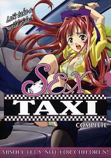 El Taxi del Sexo -[Sin Censura][Castellano][Hentai]
