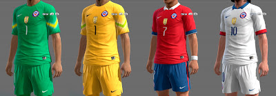 Chile GDB 2015-16 UPDATE