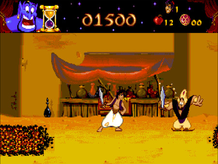 Disneys Aladdin Free Game