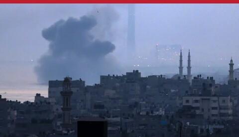 Isreal Hama's conflict