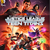 Justice League vs. Teen Titans (2016) English 720p WEB-DL 600MB ESubs
