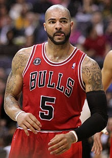 Carlos  Boozer We Talk Fantasy Sports