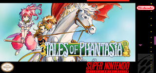 Tales of Phantasia (BR) [ SNES ]
