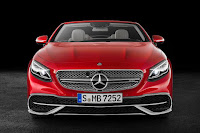 Mercedes-Maybach S 650 Cabriolet (2017) Front