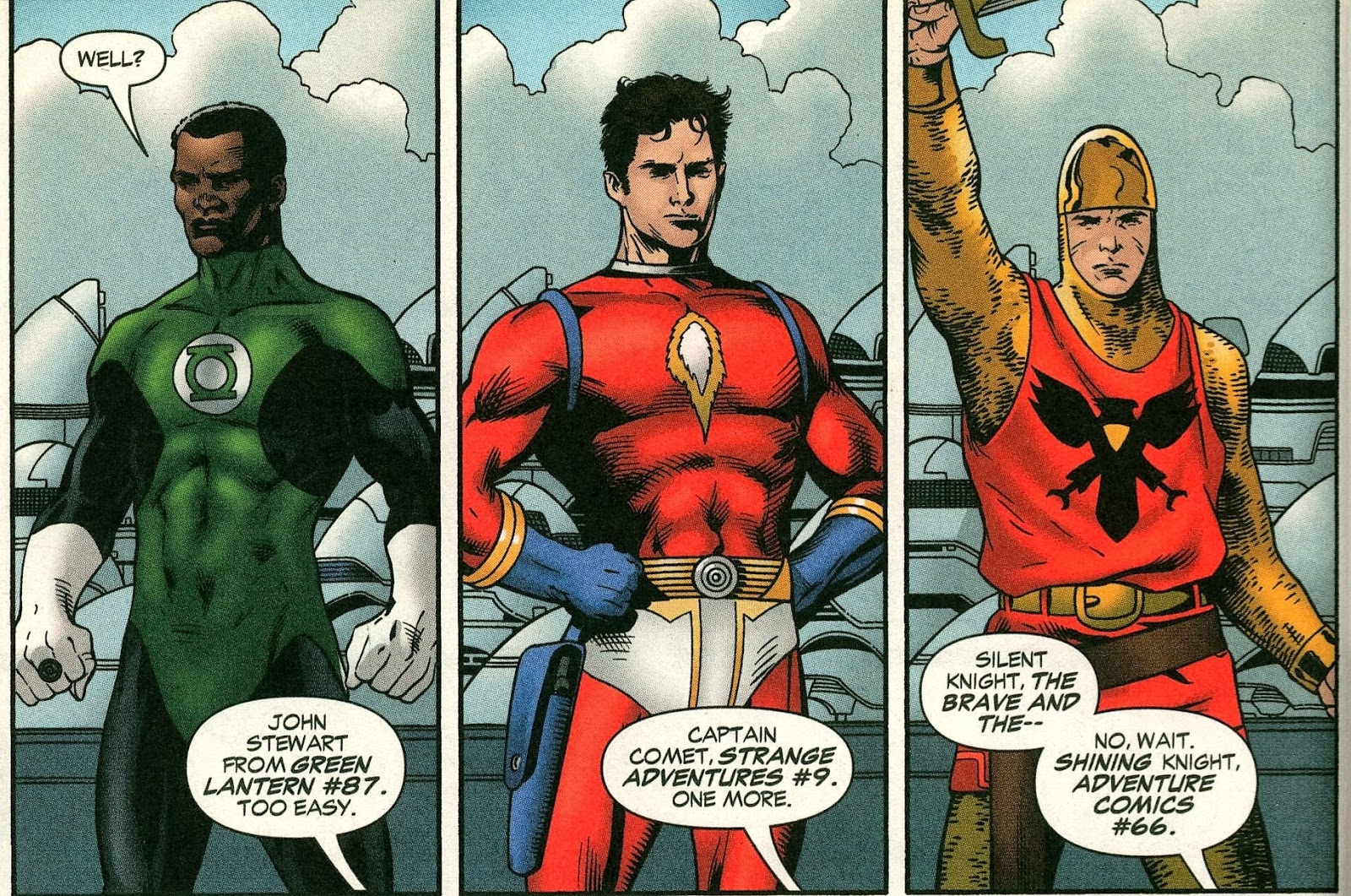 Teenagers from the future essays on the legion of superheroes
