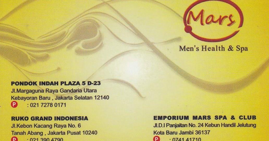 Mars Spa Grand Indonesia Pondok Indah Jakarta100bars Nightlife Reviews Best Nightclubs Bars And Spas In Asia