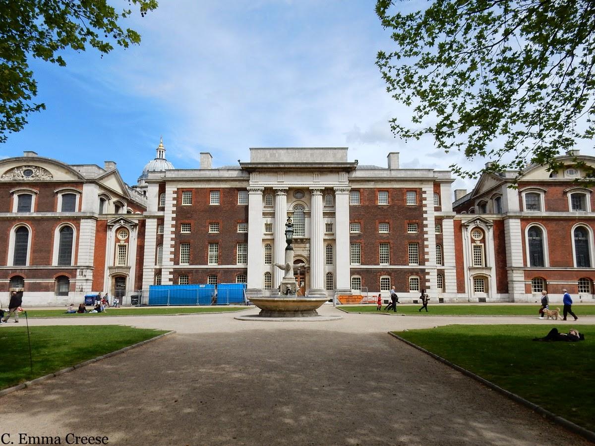 Greenwich Naval College London
