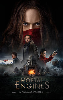Mortal Engines 2018 full-movie download in 720p | Mortal Engines Watch Online