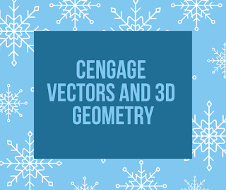 Cengage Vectors and 3D Geometry By G Tewani