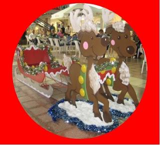 formas bonitas de adornar la casa en navidad con cartón