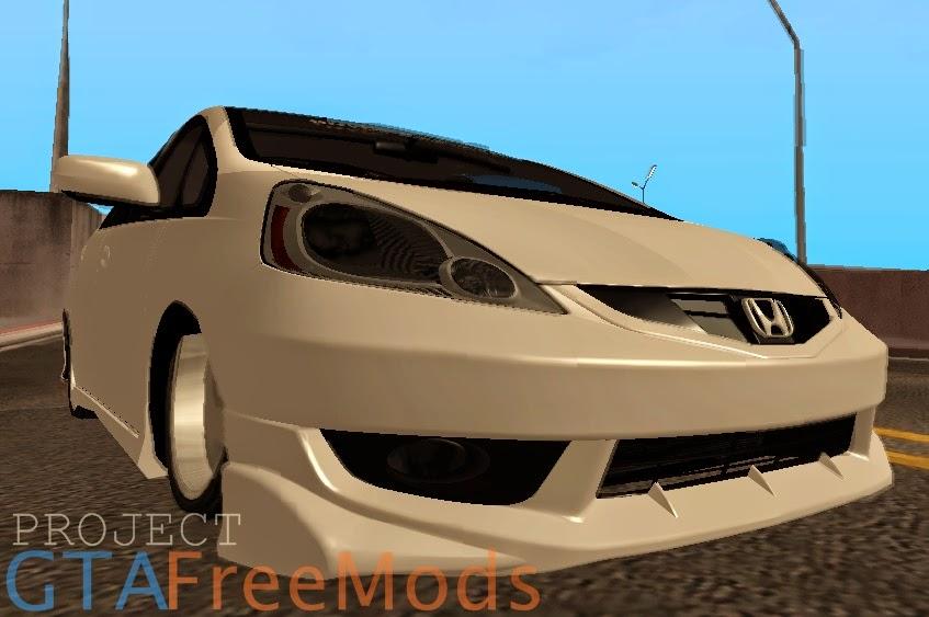 860 Koleksi Download Mod Mobil Honda Jazz Gta Sa Android Gratis Terbaru