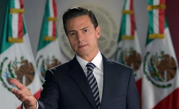 Sale al descubierto la  misteriosa fortuna de 100 millones de dólares, de Peña Nieto
