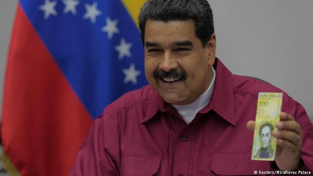 """Maduro oficializa campo petrolero como respaldo de criptomoneda """"Petro"""""""