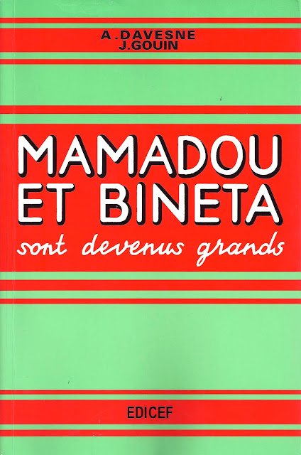 Manuels Anciens Mamadou Et Bineta Sont Devenus Grands