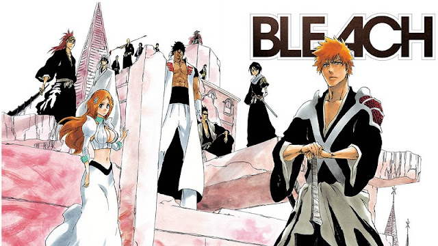 Bleach Episode 1-50 Subtitle Indonesia