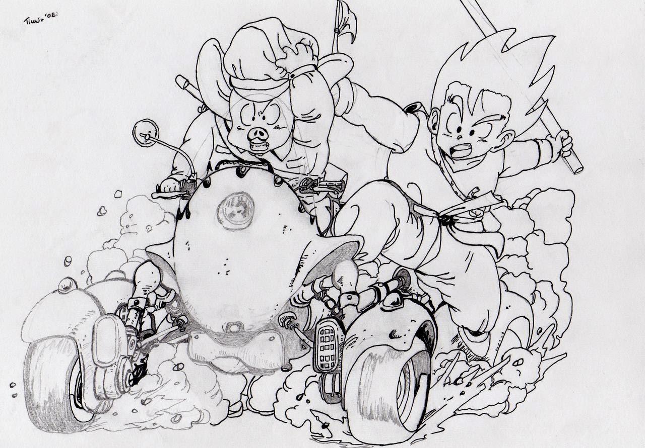 Todas Las Fases De Goku Para Colorear: Dibujos Para Colorear. Maestra De Infantil Y Primaria