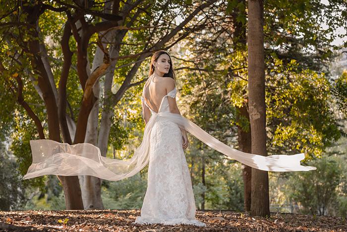 Q+A: LE VOW BRIDAL | SCULPTURED WEDDING GOWNS EDITORIAL PERTH WA