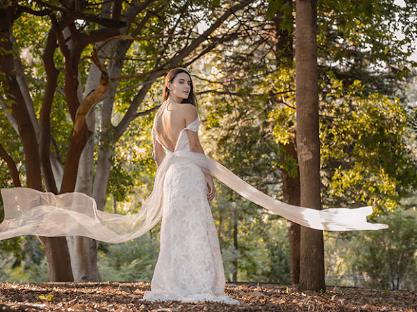➳ LE VOW BRIDAL | SCULPTURED WEDDING GOWNS EDITORIAL {PERTH}