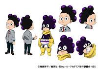 มิเนตะ มิโนรุ (Mineta Minoru) @ My Hero Academia: Boku no Hero Academia มายฮีโร่ อคาเดเมีย