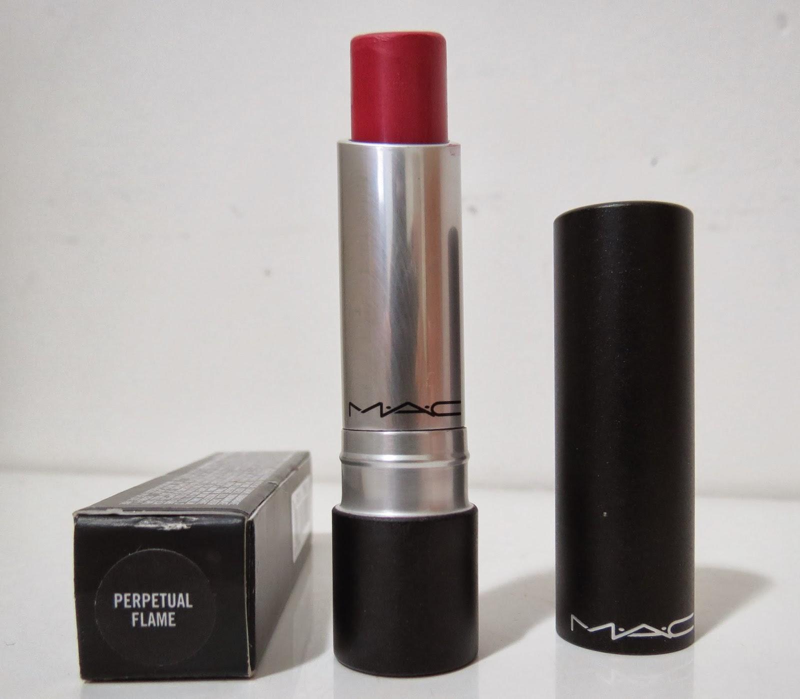 Mac Unlimited Pro Longwear Lipcreme: Review Swatch GLAMOROUS MAKEUP