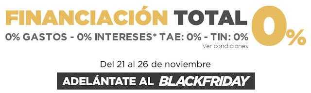 Top 10 ofertas catálogo Adelántate al Black Friday (III) de El Corte Inglés