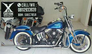 LAPAK MOGE HARLEY : Jual Harley Davidson Heritage Softail Springer 2001 - JOGJA