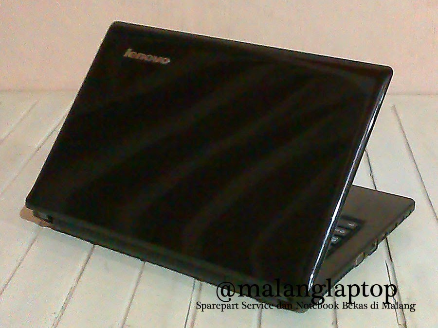 Laptop Second Lenovo G470