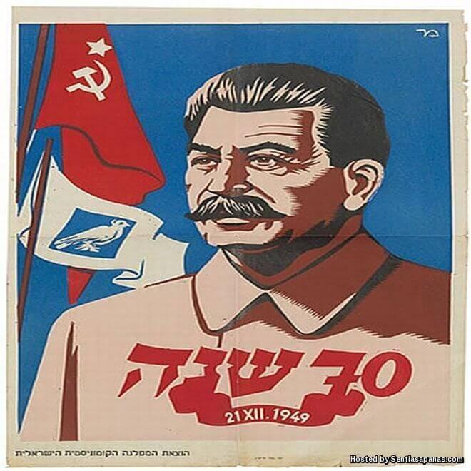 Kenapa Soviet Union Membantu Pembentukan Israel Tetapi Kemudian Memusuhinya?