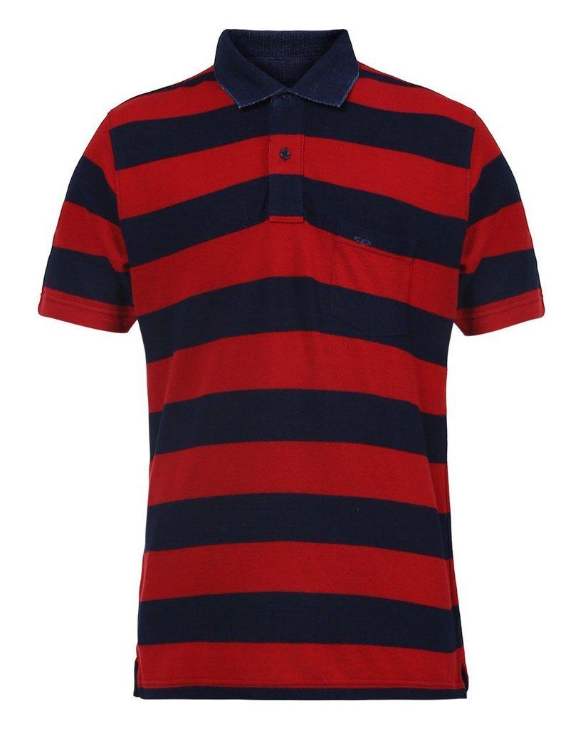 Dark Red Classic Fit T-Shirt