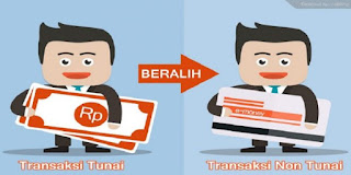 SE Transaksi Pembayaran Non Tunai pada Kemenag