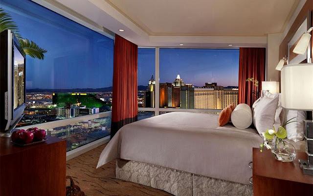 Destaques do hotel cassino Aria em Las Vegas