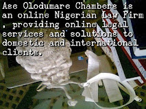 Ase Olodumare Chambers, Law Firm
