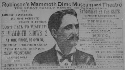 Robinson's Mammoth Dime Museum and Theatre