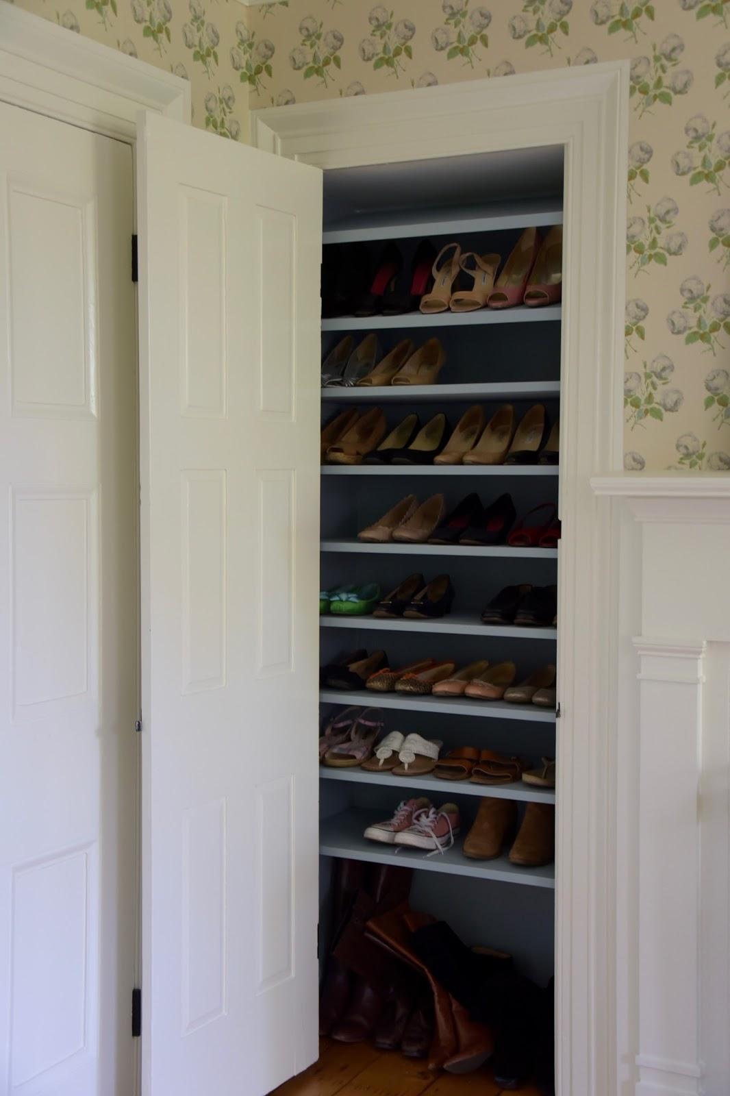A Shoe Closet