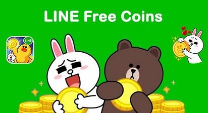 Cara Mudah Mendapatkan Koin Gratis dari LINE di Hp Android