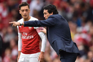 Mesut Ozil Finally Speaks On Rift With Emery