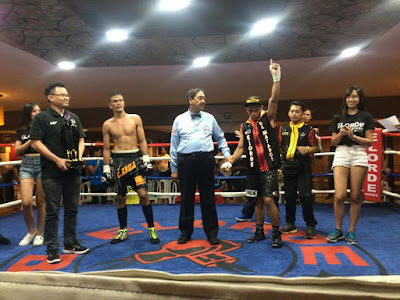 Photo and Video Replay: Elorde Boxing a Unanimous Success: Vallespin,Alfante, Emillano and De Paz All Victor