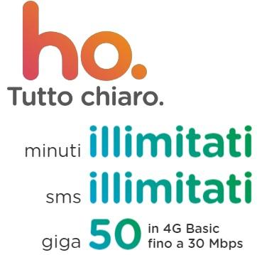 Offerte ho mobile tariffe ricaricabili per cellulari for Offerte mobile