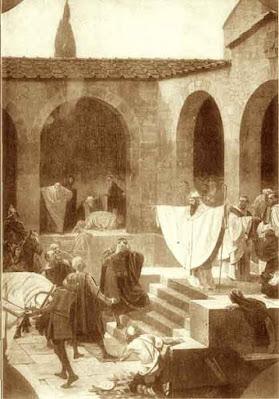 """Ο αυτοκράτορας Flavius Theodosius ή Θεοδόσιος Α' (Ισπανία 346 – Μιλάνο 395), o αποκαλούμενος """"Μέγας"""""""