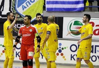 Το πρώτο βήμα έγινε (ΑΠΟΕΛ 11-5 ΑΡΑΡΑΤ/Ομόνοια) #futsal (φωτογραφίες)