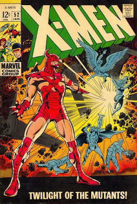 X-Men #52, Erik the Red