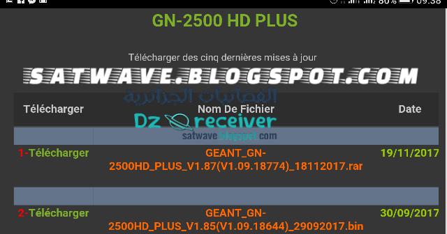 GEANT NEW MISE 2015 JOUR A GRATUIT 2500HD TÉLÉCHARGER