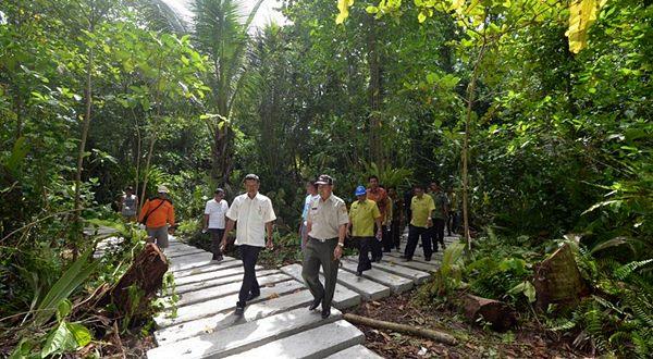 FWP3 Pariaman Dukung Proyeksi Pulau Tangah Destinasi Wisata Keluarga