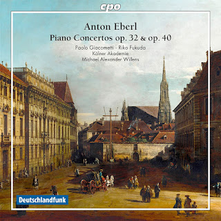 Anton Eberl – Eberl: Piano Concertos