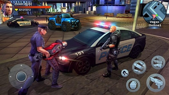Auto Theft Gangsters mod hack