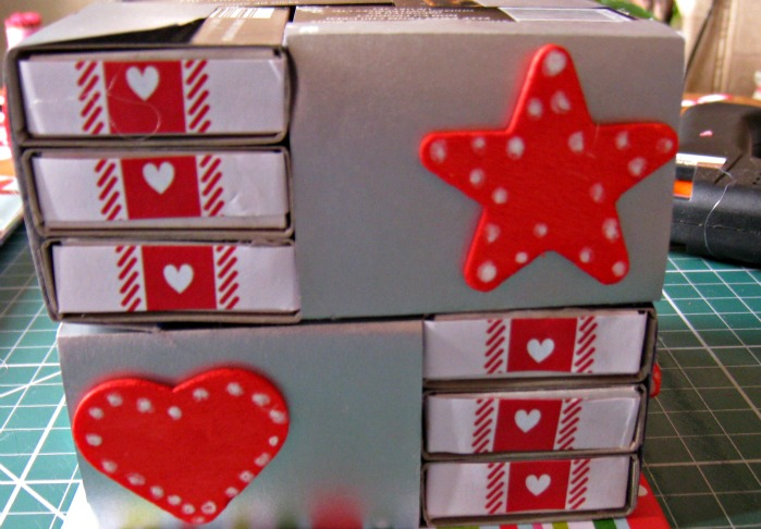 Rosmademe Countdown To Christmas An Advent Chest Of Drawers