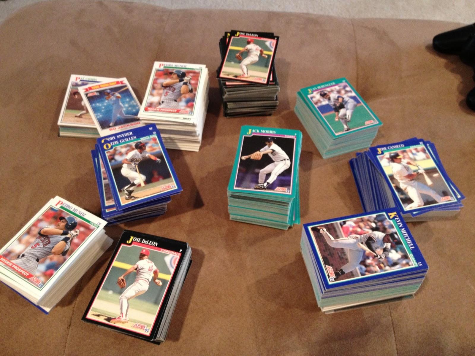 Kevin Slowey Was Framed Baseblol Cards 1991 Score